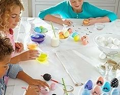 Junior Chef: Easter Egg Decorating Friendswood, Texas  #Kids #Events