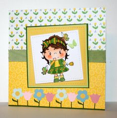 Adorable handmade any occasion card