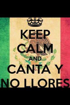Ay, ay, ay, ay - Canta Y No LLores - Des-Chan ~ true -Translation- keep calm and sing and dont cry