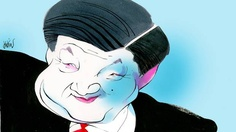 Xi Jinping became China's next leader. (Anthony Jenkins /The Globe and Mail)
