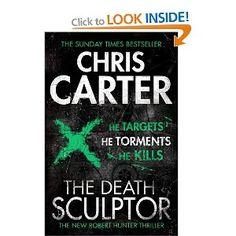 Love all Robert Hunter series by Chris Carter