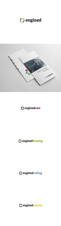 Engined // IT riešenia Identity, Map, Cards, Maps