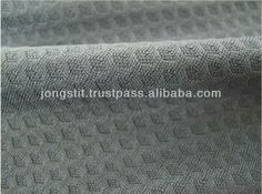 Best Yarn Dyed 100% Polyester Brushed Tricot Fabric
