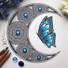 Mandala Art Therapy, Mandala Art Lesson, Mandala Artwork, Doodle Art Drawing, Mandala Drawing, Mandala Sketch, Shading Drawing, Art Drawings Beautiful, Art Drawings Sketches Simple