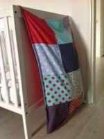 Zelf een boxtas of beddentas maken om alle rommel voor je baby in op te bergen. Diy bed bag tutorial