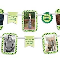 Two Peas in a Pod - Caucasian Baby Shower Decorations & Theme - BabyShowerStuff.com