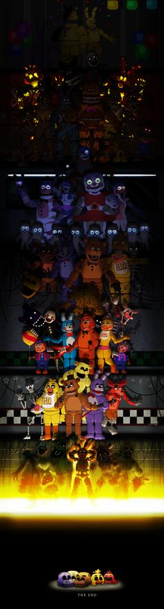 The next update to include Custom Night characters won't be here for a while. It will either happen much later when I feel like it, or sometime after FNAF 6 arrives if it is indeed a thing that wil...