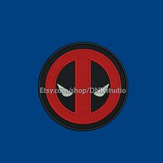 Deadpool Embroidery Design Applique   This design manually made by hand, from start to finish. It is a digitized embroidery design for a buyer who has an embroidery sewing machine.  https://www.etsy.com/listing/476751208/deadpool-embroidery-design-applique-6   #stitch #digitized #Sewing #Needlecraft #stitches #Embroidery #Applique #EmbroideryDesign #pattern #deadpool #avengers #superhero #marvel #movies