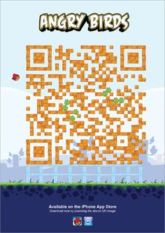 This QR-code ad is so brilliant it makes me shiver.