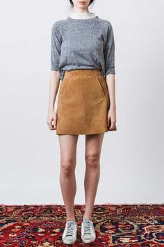 Mini Skirts - How To Style A Short Skirt