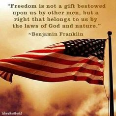 Benjamin Franklin http://www.revolutionary-war-and-beyond.com/quotes-by-benjamin-franklin.html