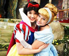 Snow White & Cinderella
