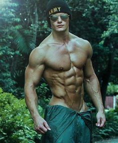 Male Fitness Models