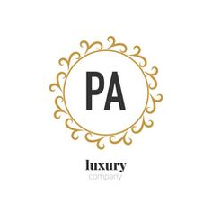 Initial Letter np Luxury Creative Design Logo Company - Buy this stock vector and explore similar vectors at Adobe Stock Lb Logo, Logo Ad, Initial Letters, Letter Logo, Design Logo, Creative Design, Creative Company, Initials, Adobe