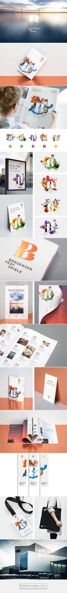 Bregenzer Festpiele – Branding on Behance - created via http://pinthemall.net