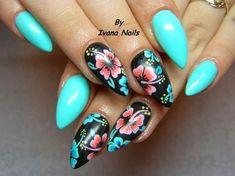 I really like these nail ideas #veranonails