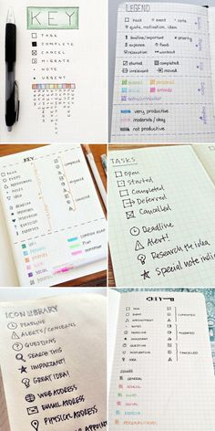 How To Start A Bullet Journal. The ultimate bullet journal guide for beginners! Learn how to set up your bullet journal planner, design a layout, and organize your life using a bullet journal! Includes page ideas for bullet journal spreads! Bullet Journal Agenda, Bullet Journal Inspo, My Journal, School Notes, Study Notes, Planner, Smash Book, Journal Inspiration, Journal Ideas