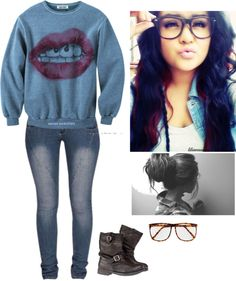 """""""Echoes Of Silence"""" by lolamonroe00 ❤ liked on Polyvore"""