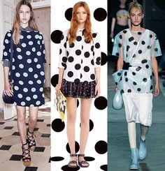 spring 15 polka dots