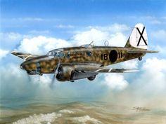 Italian Aircraft of WWII: Caproni Bergamaschi Ca 310 series Ww2 Aircraft, Military Aircraft, Luftwaffe, Aircraft Painting, War Thunder, Airplane Art, Ww2 Planes, Aviation Art, Aviation Image