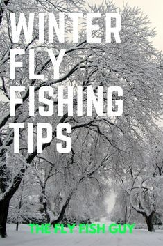 Winter Fly Fishing Tips And Techniques These Tips Will Help You Catch More Fish And Keep You Warm With Images Fly Fishing Tips Fishing Tips Trout Fishing Tips