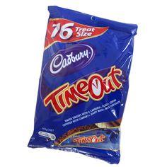 Cadbury Timeout - treat size - Craving Australia