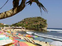 Pantai Pulang Syawal, yogyakarta