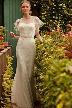 BHLDN Bettina Gown in Sale at BHLDN