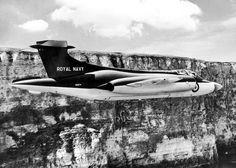 Buccaneer S2. Below ground level ...