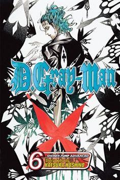 D.Gray-man Vol. 6: Delete