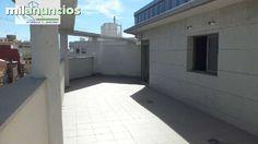 Ref 00249 Venta de 2 �ticos duplex en la zona de abastos. Las viviendas son de nueva construcci�n, con calidades inmejorable, suelos de m�rmol, ventanas clima lacadas en gris, talla en toda la vivienda, puertas color vengue, 2 terrazas tanto con acceso de