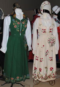 Swedish or Norwegian folk art patterns | Norway Folk Art