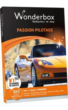 Pour ceux qui aiment la vitesse ce coffret passion pilotage vous pouvez l'acquérir à moins de 1€ sur http://atot.fr/