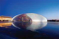 The Egg Opera House, Beijing