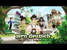 Aprender alemán - La ciudad de las palabras - YouTube
