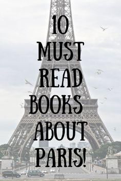 must read books about paris