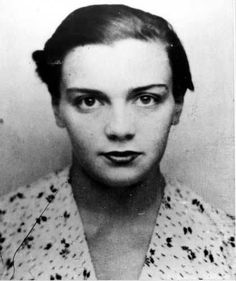 Vera Obolensky was a member of the French resistance and a Russian princess by marriage. She was sentenced to death for her anti Nazi activities and beheaded in Berlin Plotzensee prison on 4 August 1944. In 1958, during an official ceremony in Rueil-la-Gadelière she was posthumously awarded the Cross of Knight of the Legion of Honor and the Croix de Guerre. She was married in 1937 to Prince Obolensky Nicolas Alexandrovich (1900-1979)   .