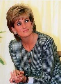 Princess Diana 1995. October, 1995: Diana, Princess of Wales during a visit to Birmingham Edgbaston's National Institute of Conductive Education as its patron.