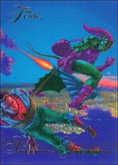 Spider-Man vs Green Goblin ('94)