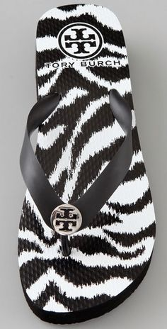 Tory Burch Wedge Flip Flops ($55)