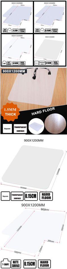 Door Mats And Floor Mats 20573 48 X36 Plastic Hard Floor Mat