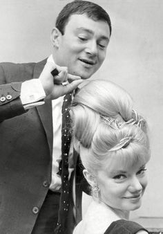 "RIP Vidal Sassoon - to this man I owe a serious Thank you! Been a ""bob"" wearer for years!!!!"