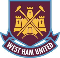 Located Near Hilton Mystic, West Ham United Football Club is a professional football club based in Stratford, East London, England. They compete in the Premier League, the top tier of English football. The club re-located to the London Stadium in English Football Teams, British Football, Football Team Logos, Soccer Logo, Sports Logos, Football Soccer, Soccer Teams, Sports Teams, Premier Football