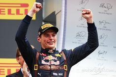 """Verstappen na tweede plek op Red Bull Ring: """"Supergaaf!"""""""
