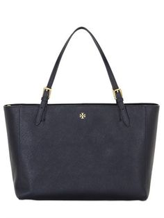 LARGE YORK SAFFIANO LEATHER TOTE BAG