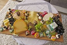 Gemischte Käseplatte von Soloman | Chefkoch