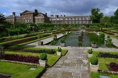 Kensington Palace Gardens- Our London hotel was basically across the street from this landmark.