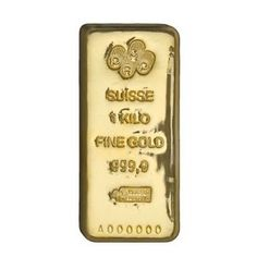 1 Kilo Gold Bar PAMP Suisse .9999 Fine (Cast, w/Assay) in Coins & Paper Money, Bullion, Gold, Bars & Rounds | eBay