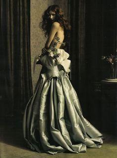 A private world | Alice Gibb, Sunniva Stordahl by Tim Walker for Vogue Italia November 2008