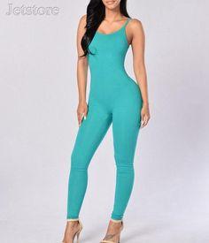 12 Colors 2016 Hot Sale Summer Women Jumpsuit Bodysuit Sexy Jumpsuits - dailytechstudios